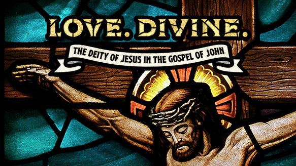 Love. Divine. – The Son's Authority Revealed