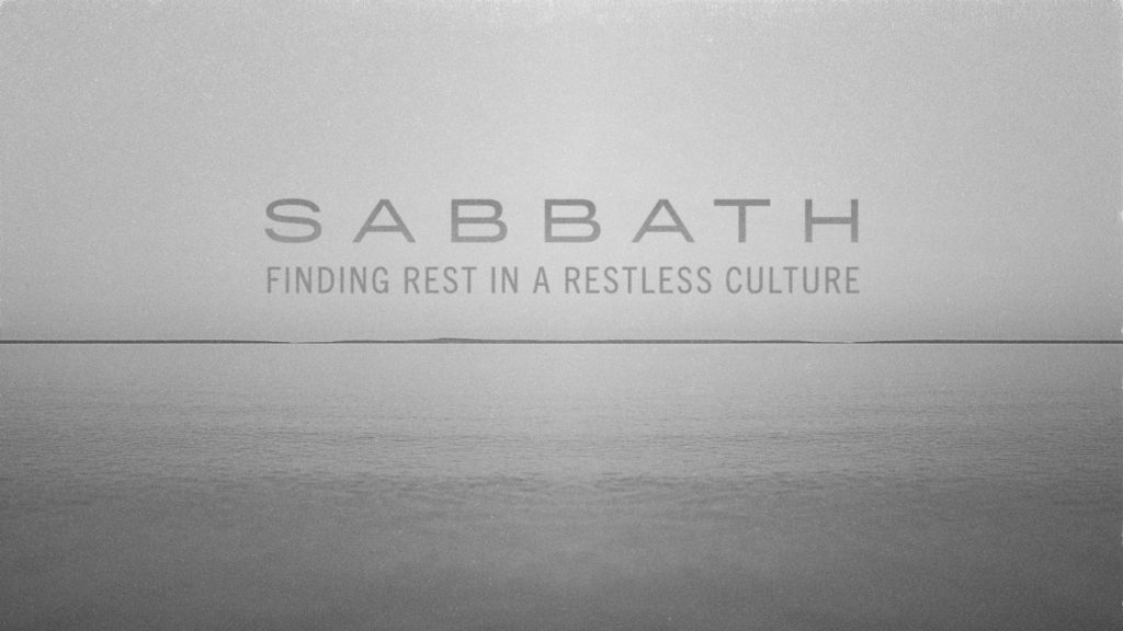 Sabbath: Finding Rest in a Restless Culture – Countercultural Rest