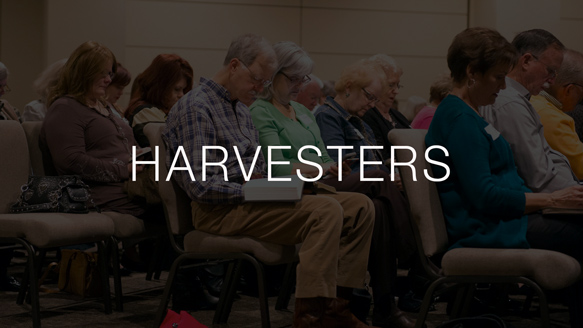 Harvesters Class – April 14, 2019