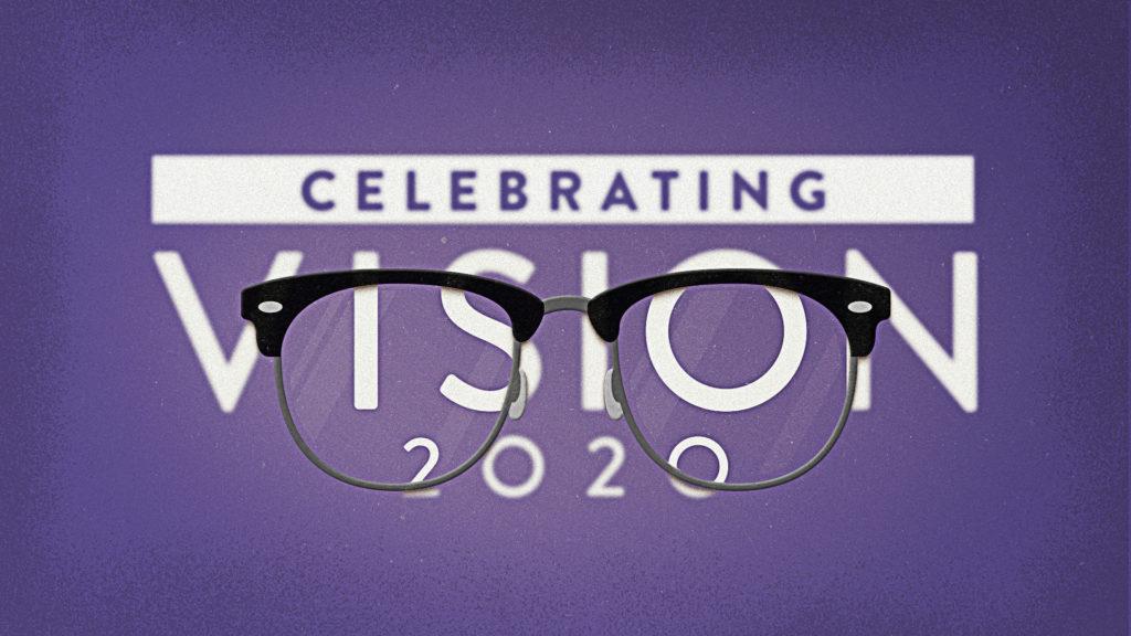 Celebrating Vision 2020