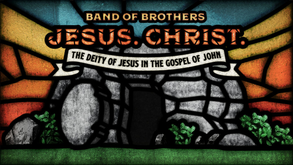 Jesus. Christ. – The Son Appears
