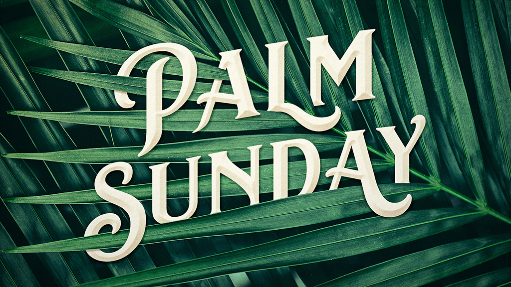 Palm Sunday: All Her Life